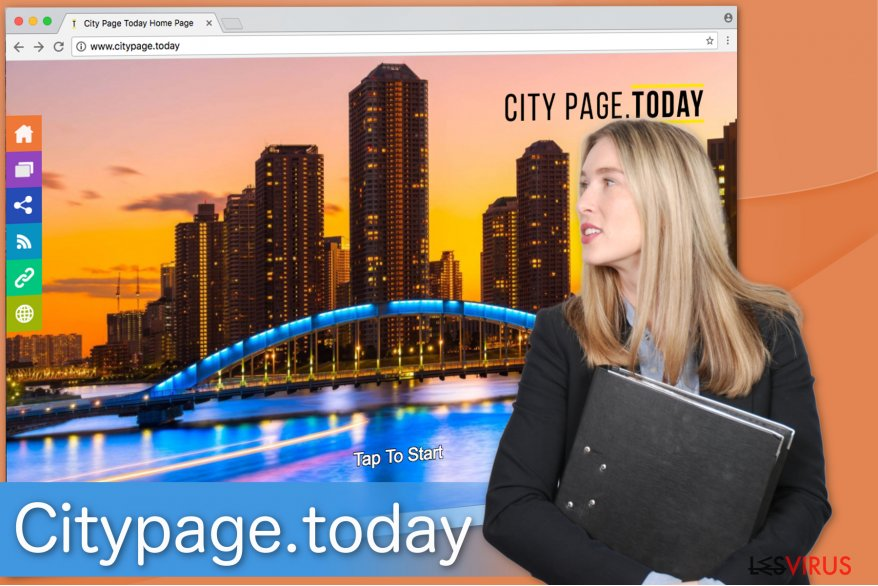 Abbildung Citypage.today