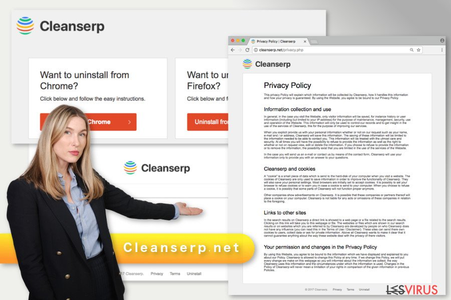 Cleanserp.net-Virus