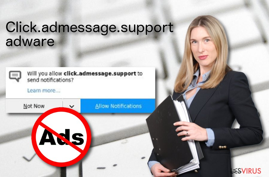Click.admessage.support-PUP