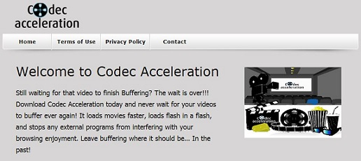 Codec-Acceleration-Adware-Screenshot