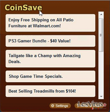 CoinSave-Screenshot