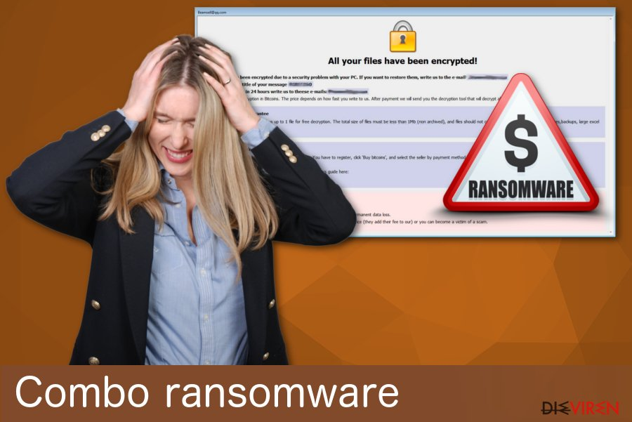 Combo-Erpressersoftware