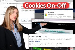"""Cookies On-Off""-Erweiterungsvirus"