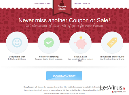 Coupon-Genies-Adware-Screenshot