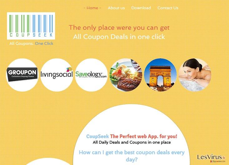 CoupSeek-Screenshot