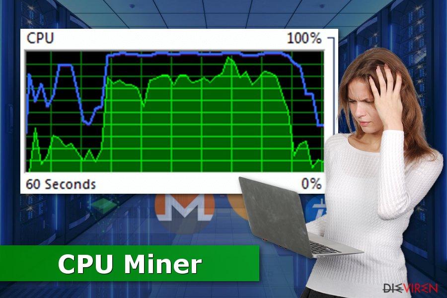 Bild von CPU Miner