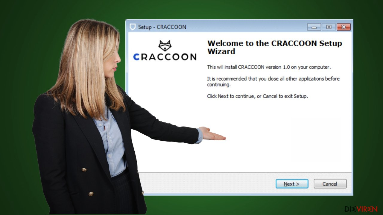 CRaccoon ads