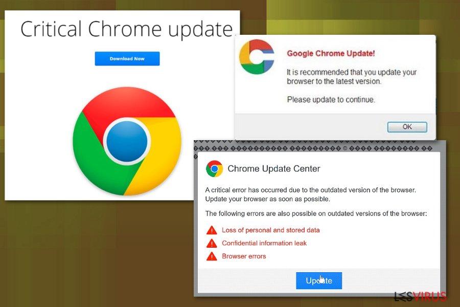 Kritisches Chrome-Update