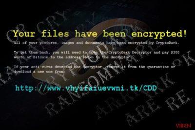 Abbildung CryptoDark