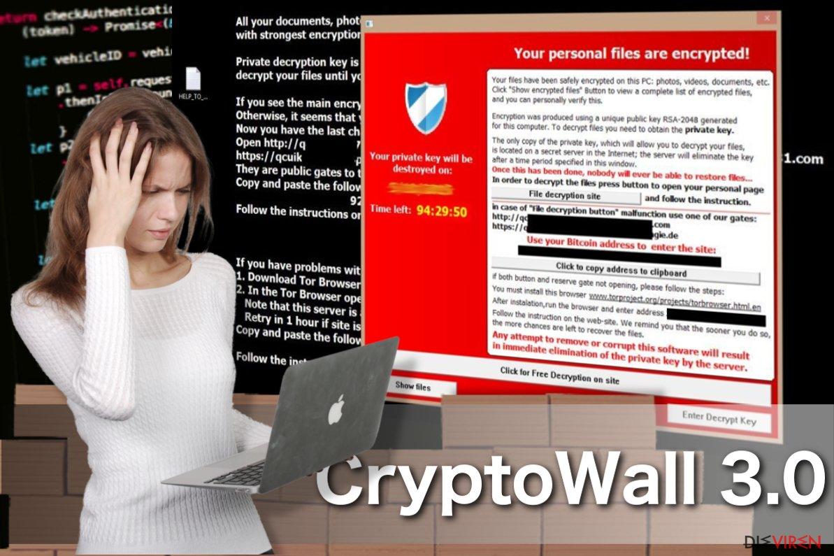 CryptoWall 3.0-Screenshot