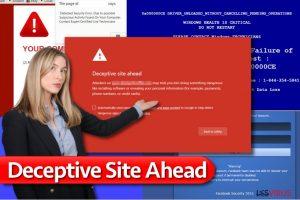 """""""Malware auf nachfolgender Website"""""""