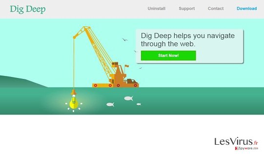 Dig Deep-Screenshot