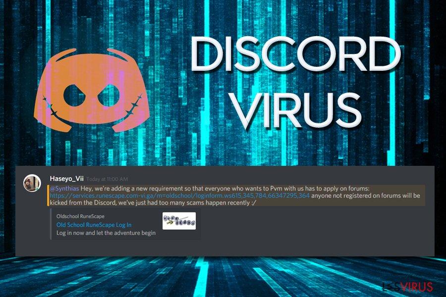 Discord-Virus