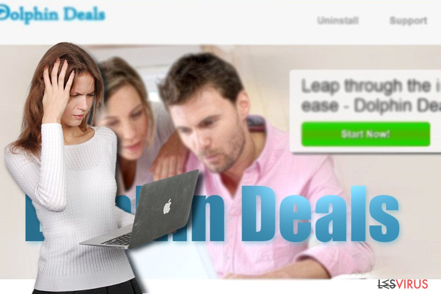 Dolphin-Deals-Anzeigen-Screenshot