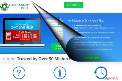 Beispiel DriverAgent Plus