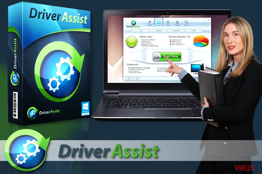 DriverAssist-Software