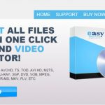 Easy Media Converter-Screenshot