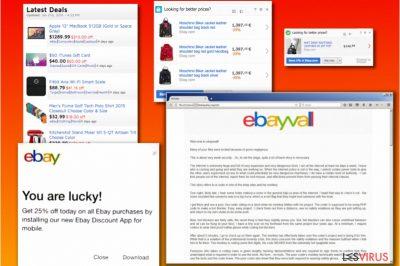 eBay-Virenvarianten