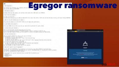Egregor Erpressersoftware