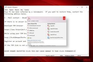 Eking Erpressersoftware