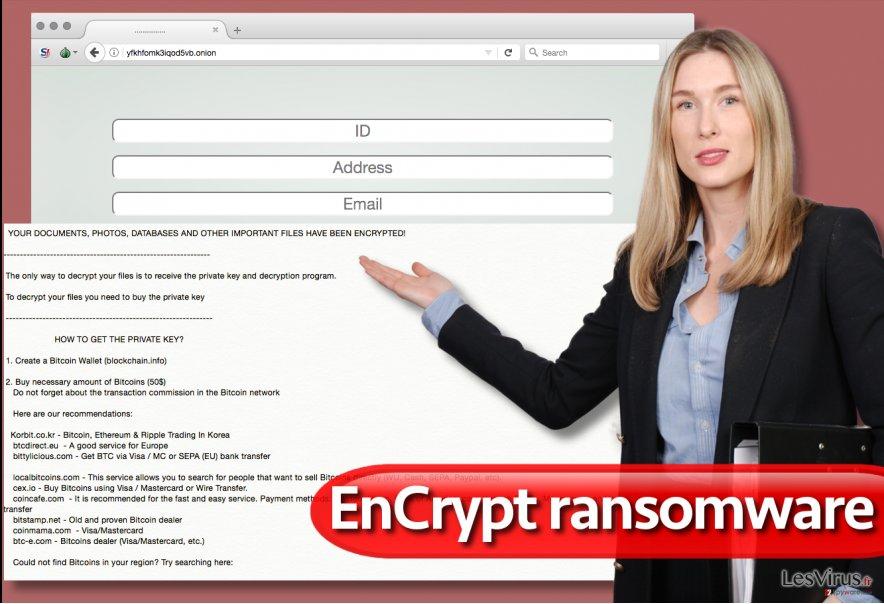 EnCrypt-Erpressersoftware