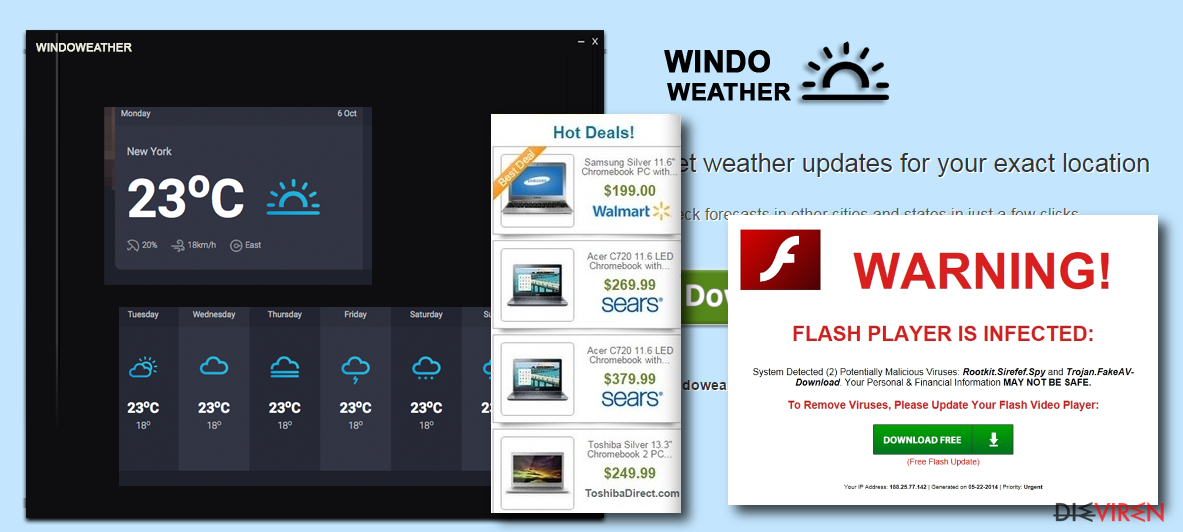ads by Windoweather