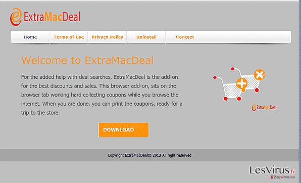 ExtraMacDeal-Anzeigen-Screenshot