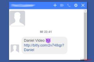 Facebook-Videovirus