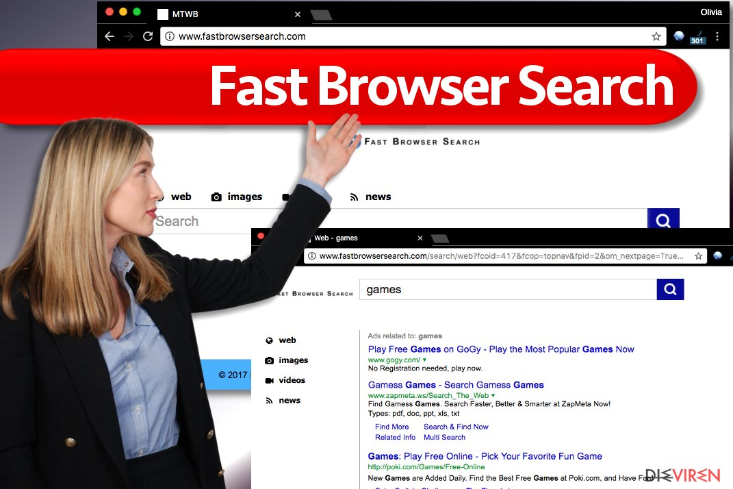 Fast-Browser-Search-Virus