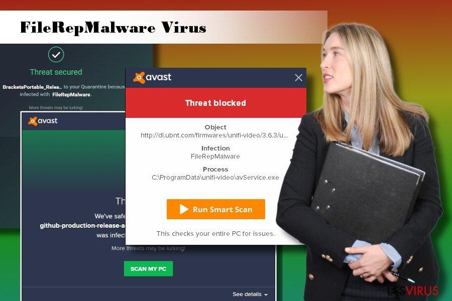 FileRepMalware-Virus