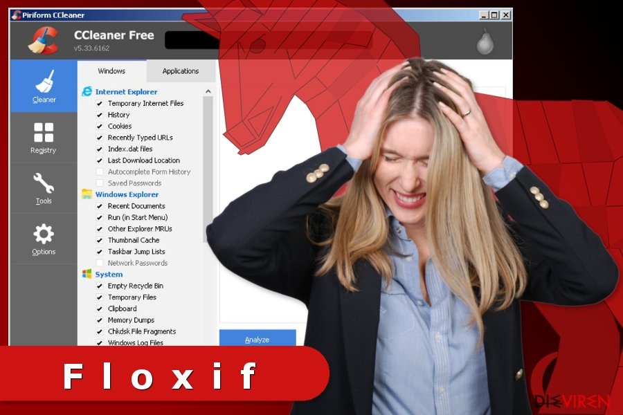 Abbildung Floxif-Virus
