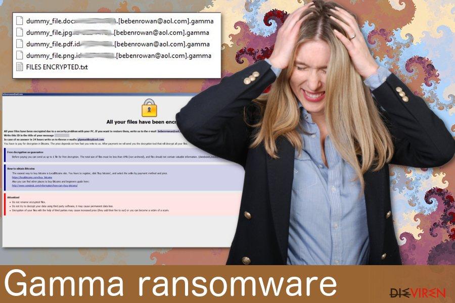 Gamma-Virus