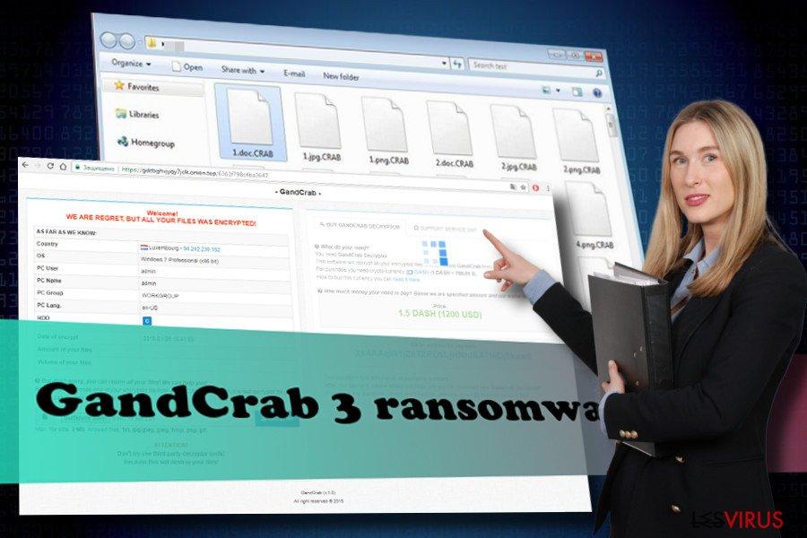 GandCrab3-Virenentfernung
