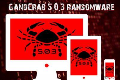 Erpressersoftware GandCrab 5.0.3
