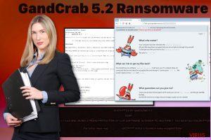 GandCrab 5.2-Erpressersoftware