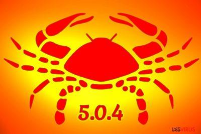 Gandcrab 5.0.4-Ransomware