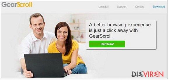 GearScroll-Virus-Screenshot