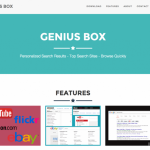 Genius Box-Screenshot