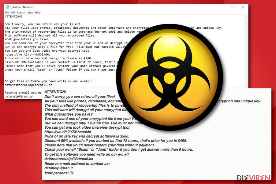 GESD-Erpressersoftware
