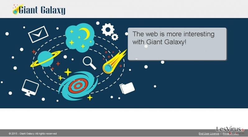 Giant Galaxy-Screenshot