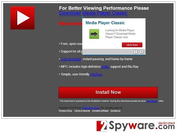 Glp.jssection.net-Pop-up-Anzeigen-Screenshot