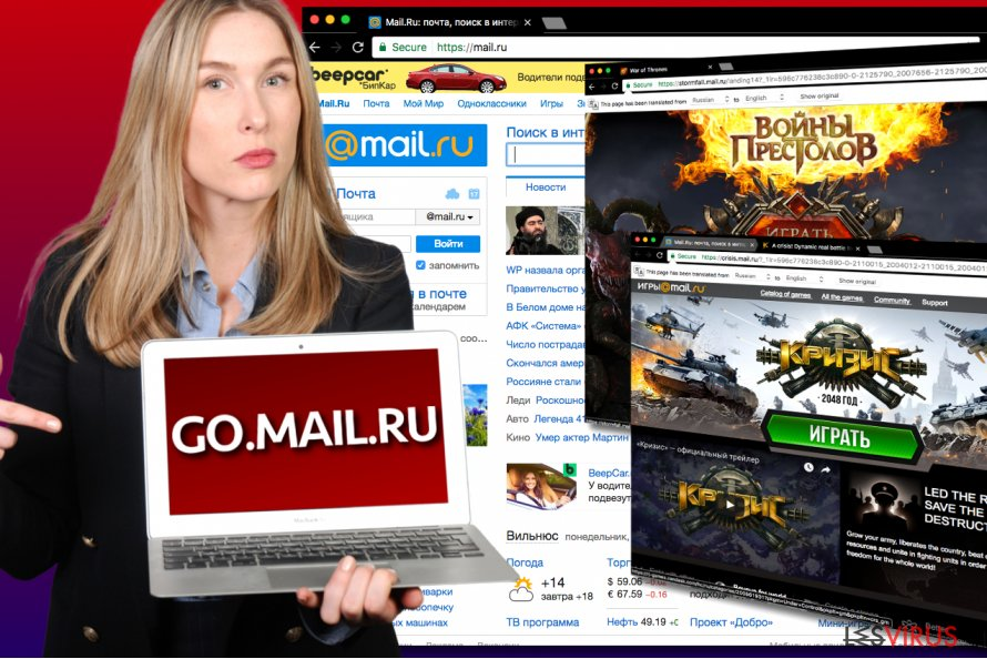 Go.mail.ru-Virus