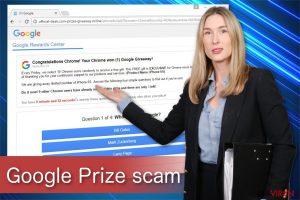 Google-Gewinnbetrug