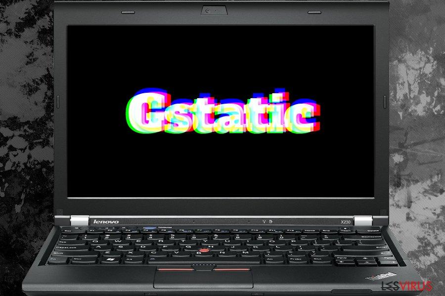 Gstatic Virus