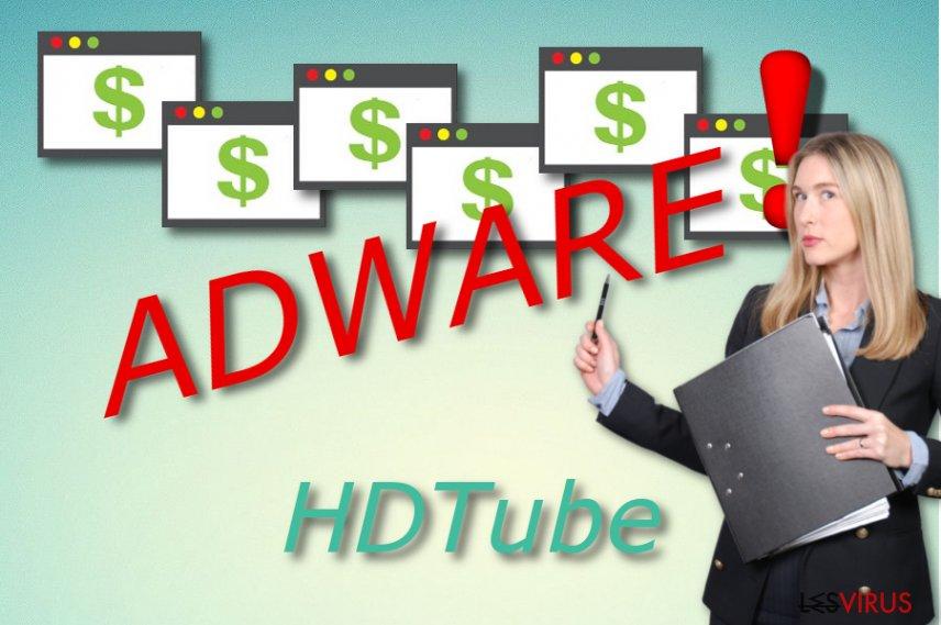 HDTube-Adware