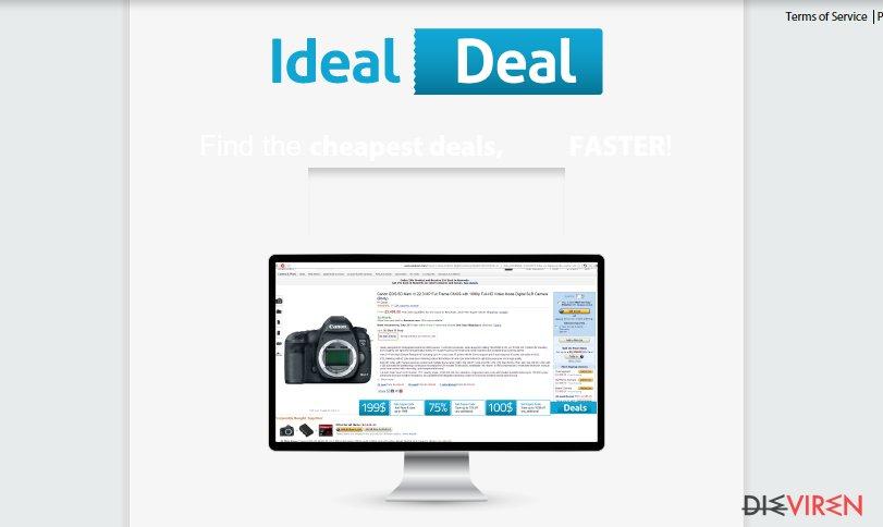 Ideal Deal-Screenshot
