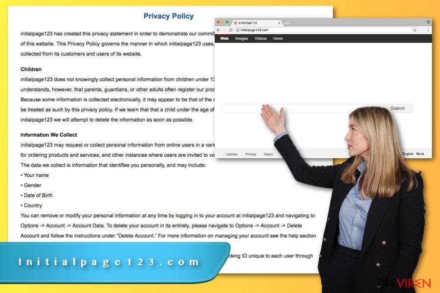 InitialPage123.com-Virus