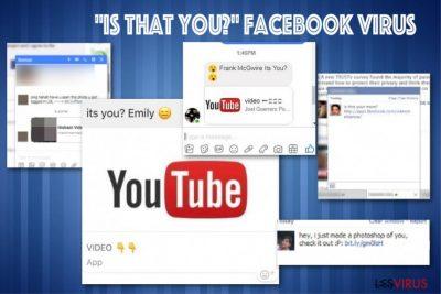 """""""Bist du das""""-Facebook-Messenger-Virus"""