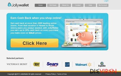 Jollywallet-Screenshot