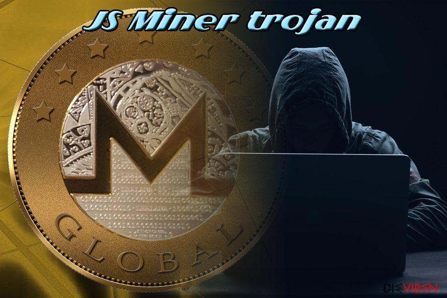 Trojaner JS Miner